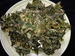 Addictive Kale Chips