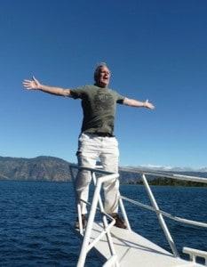 Duende on Lake Atitlan, January 2012