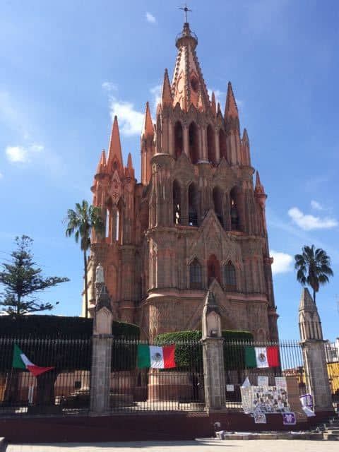The Vegan Traveler: San Miguel de Allende