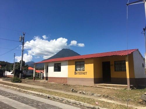 The village of Chuk Muk