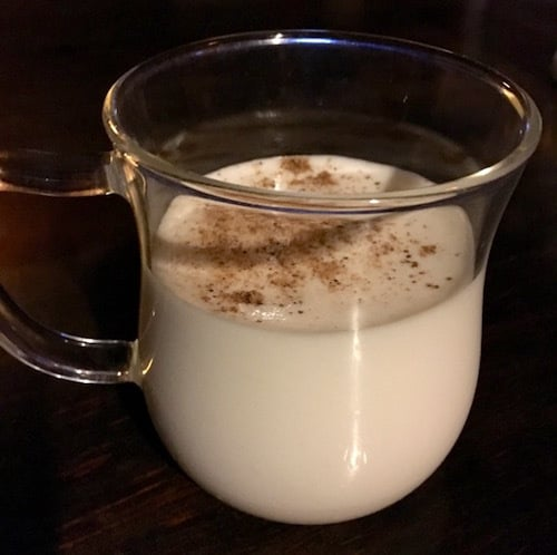 Super Simple Vegan Eggnog