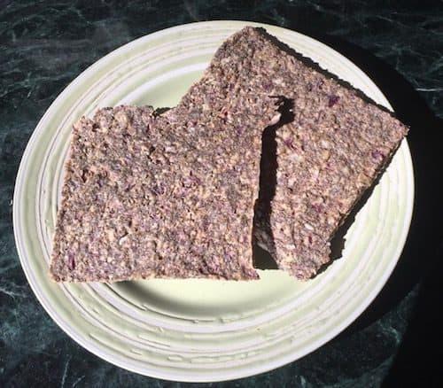 raw onion bread