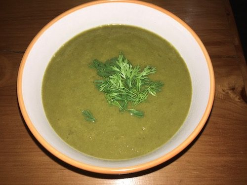 super green soup