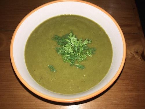 Super Green Soup!