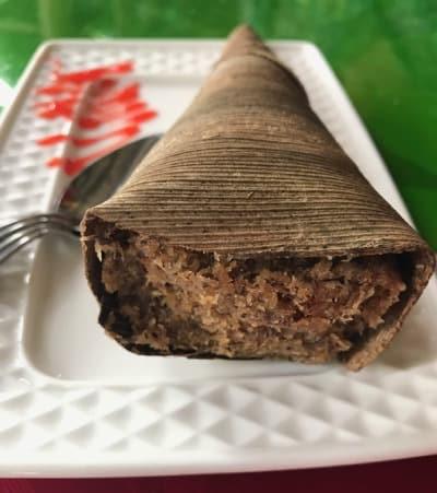 Cucurucho de coco at Topoly