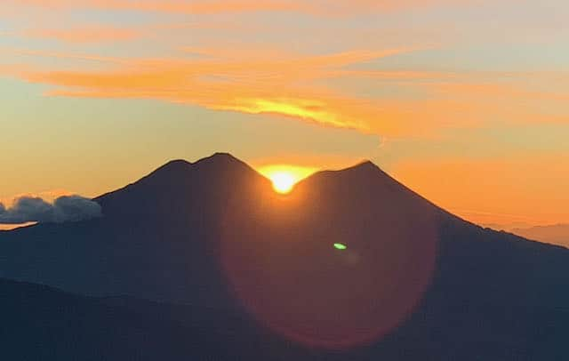 Hiking Tolimán Volcano