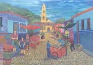 Ajijic mural