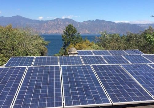 installation of our solar energy system in Guatemala showed us the best and worst of customer service